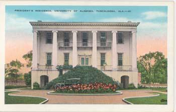 UA President's Mansion