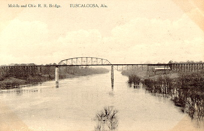 Mobile and Ohio R. R. Bridge