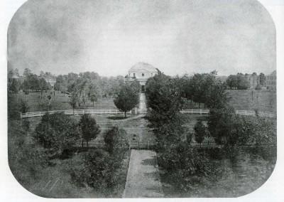 UA Campus, 1859
