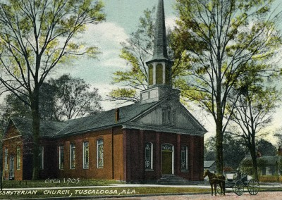 First Presysbyterian Church, circa 1905