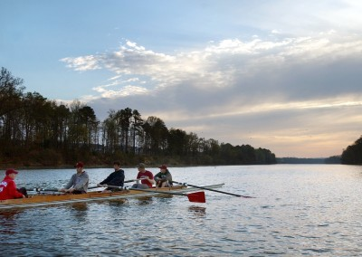 University of Alabama regatta