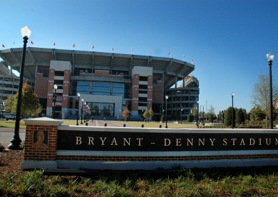 Bryant-Denny Stadium, Fall 2006