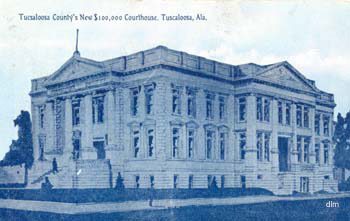 Tuscaloosa County Courthouse