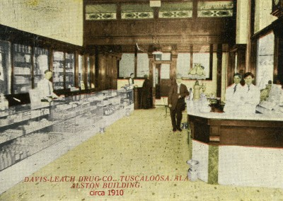 Davis-Leach Drug Co., circa 1910