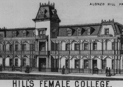 Hills Female College, 1887