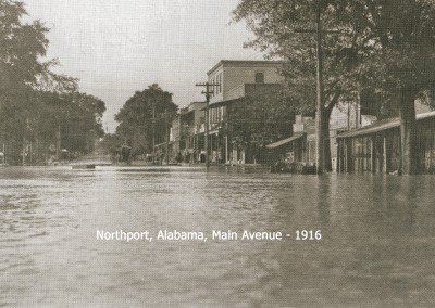 Main Avenue, Northport,  1916