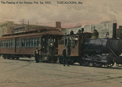 Passing of the Dummy, 1915
