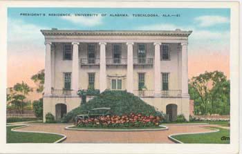 UA President's Mansion