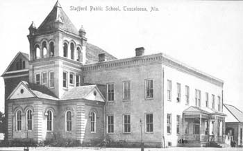 Stafford School, 1909
