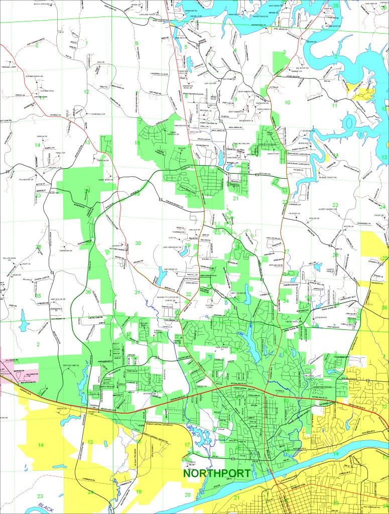 Northport - Tuscaloosa County Alabama
