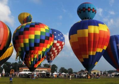 Balloon Derby, 2009