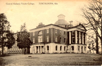 Central Alabama Female College (Old Capitol Building)