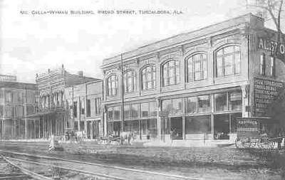 McCalla -Wyman Building, 1908