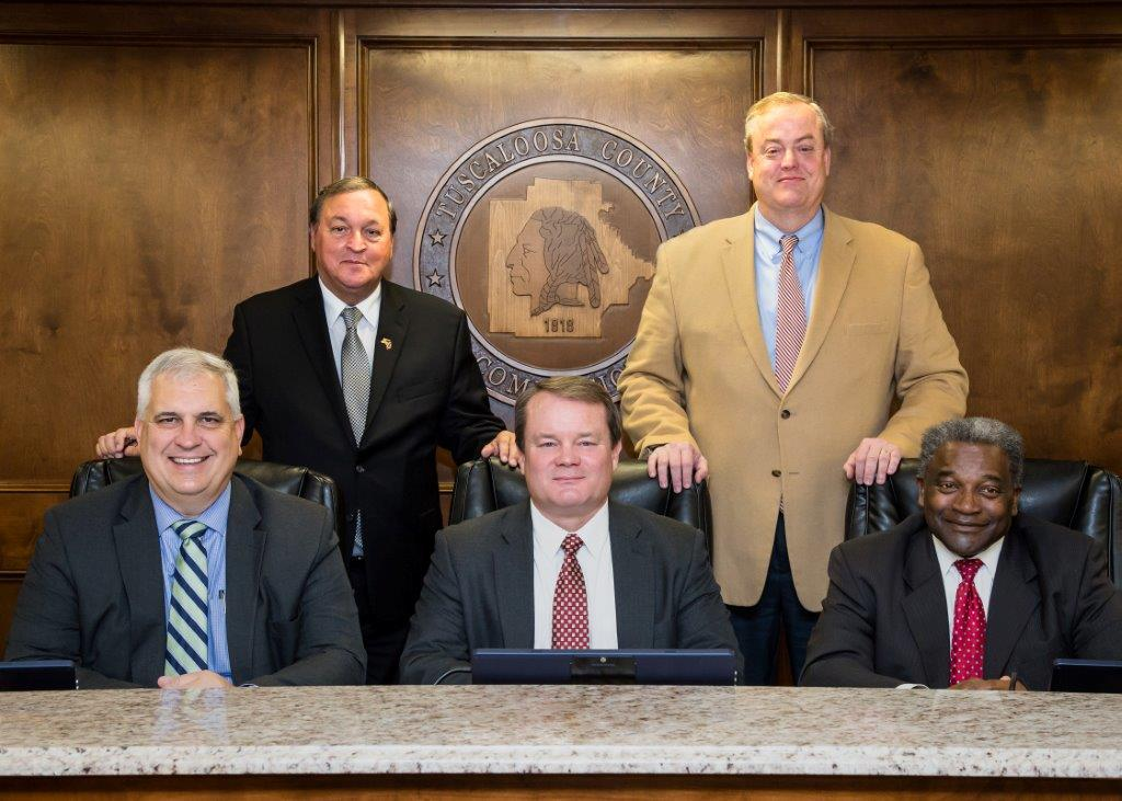 Tuscaloosa County Commission