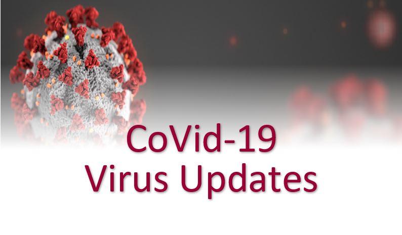 CoVid-19 Virus Updates